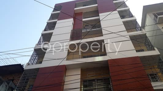 3 Bedroom Flat for Rent in Halishahar, Chattogram - This 1550 Sq Ft Apartment Is Ready For Rent At Halishahar