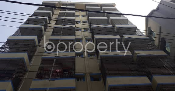 3 Bedroom Flat for Sale in Dakshin Khan, Dhaka - In An Urban Location This 1350 Sq. Ft Home Is Vacant For Sale In South Mollartek
