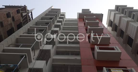 3 Bedroom Apartment for Sale in Bashundhara R-A, Dhaka - Spaciously Designed And Strongly Structured This 2150 Sq>Ft Apartment Is Now Vacant For Sale In Block D, Bashundhara R-A.