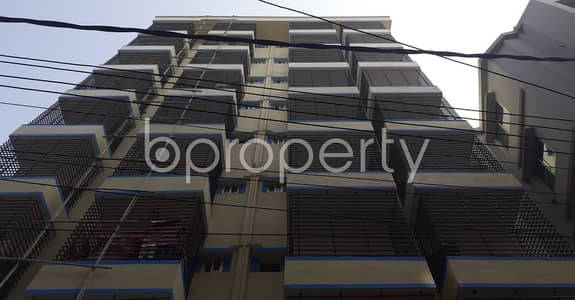 3 Bedroom Flat for Sale in Dakshin Khan, Dhaka - Reside Conveniently In This Well Constructed 3 Bedroom Large Flat For Sale In South Mollartek