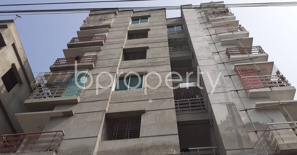 894 Sq. ft Home Which Will Fulfill Your Desired Is Now Vacant For Sale In Kazibari .