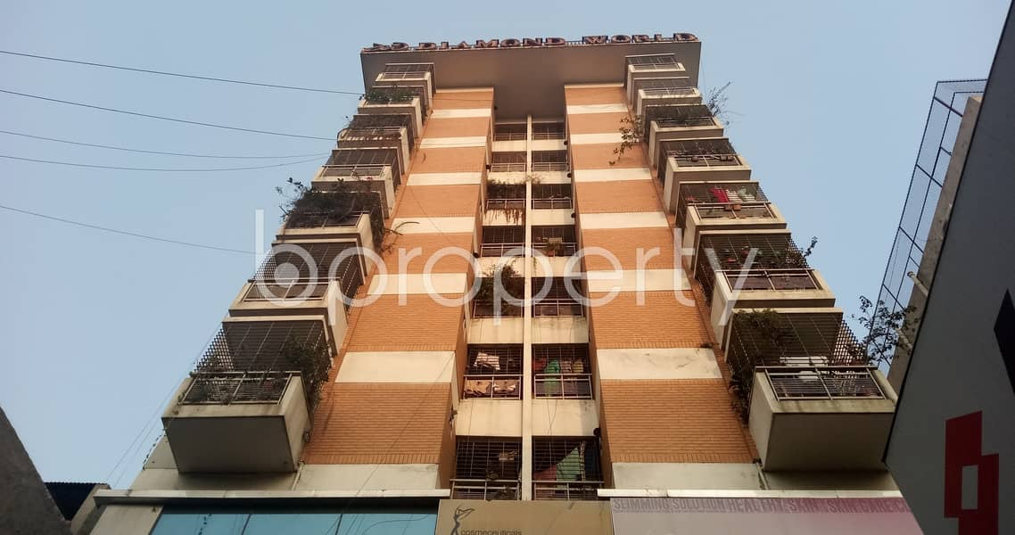 Check This Commercial Floor In Mirpur 11 For Rent.
