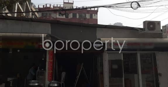 Shop for Rent in Lalmatia, Dhaka - Rent This 110 Sq Ft Commercial Shop At Lalmatia