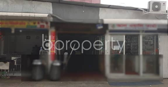 Shop for Rent in Lalmatia, Dhaka - Commercial Shop Of 110 Sq Ft Is Up For Rent At Lalmatia