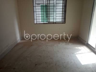 3 Bedroom Flat for Sale in Ibrahimpur, Dhaka - Comfortability All Around In This 1250 Sq. Ft Flat Which Is Up For Sale Near By Bayatul Ma'Bud Jame Mosjid At Ibrahimpur .