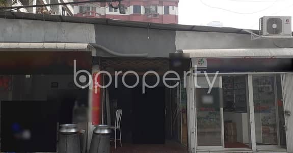 Shop for Rent in Lalmatia, Dhaka - A 110 Square Feet Commercial Shop For Rent Beside To Lalmatia Girls' High School.