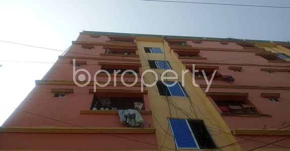 1 Bedroom Flat for Rent in Patenga, Chattogram - Offering You A Very Spacious 450 Sq Ft Residential Place For Rent In Masjid Goli, Kathgar.
