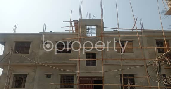 1 Bedroom Flat for Rent in Patenga, Chattogram - Have A Look At This 440 Sq Ft Residential Place Which Is Up For Rent Located At 41 No. South Patenga Ward.