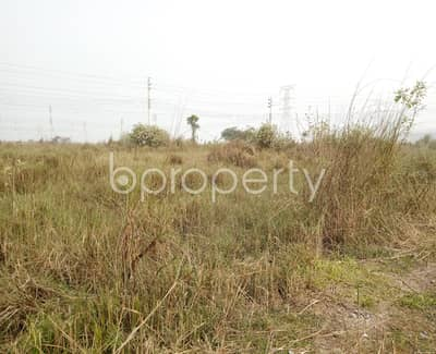 Plot for Sale in Aftab Nagar, Dhaka - Six Katha Residential Plot Is Available For Sale In Aftab Nagar Block N.