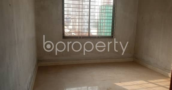 3 Bedroom Apartment for Sale in Mohammadpur, Dhaka - Worthy 1050 SQ FT residence is for sale at Chandrima Model Town