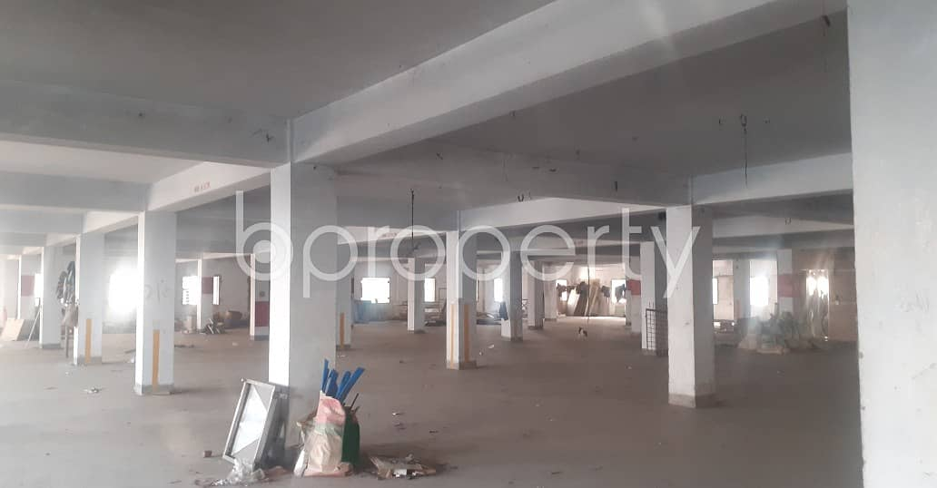 Double Mooring Is Giving You A Commercial Floor Of 15000 Sq Ft Available For Rent