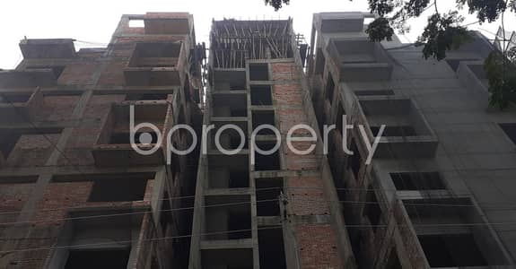 3 Bedroom Flat for Sale in Bashundhara R-A, Dhaka - Tastefully Designed this 2150 SQ FT apartment is now vacant for sale in Bashundhara R-A, Block D
