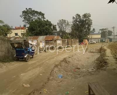Plot for Sale in Gazipur Sadar Upazila, Gazipur - 13.30 Katha Plot is now available for sale in Gazipur Sadar Upazila