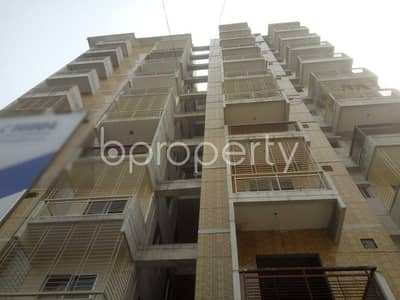 3 Bedroom Flat for Sale in Badda, Dhaka - This 1270 Square Feet Apartment Is Ready For Sale At Badda