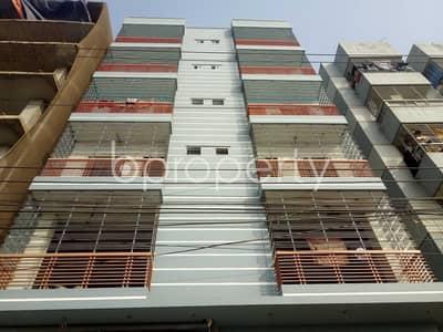 Office for Rent in Uttara, Dhaka - This 1050 Sq. Ft Moderate Office Space Up For Rent In Uttara Beside To Baitun Noor Jame Masjid.