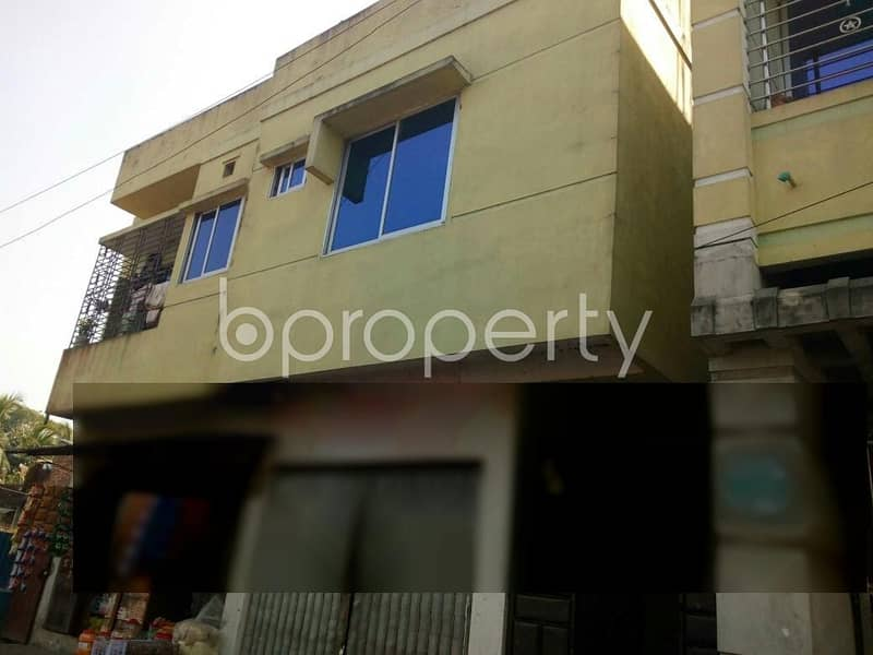 Commercial Shop Of 120 Square Feet Is Ready To Rent At Bayazid