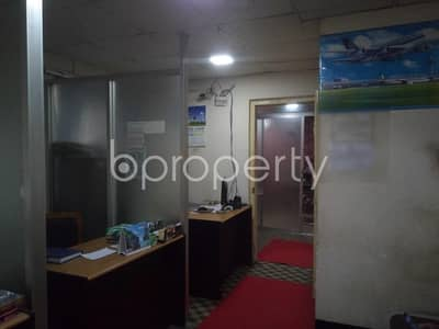 Office for Rent in Motijheel, Dhaka - This 600 Sq. Ft Office Space Up For Rent In Naya Paltan Very Near To Naya Paltan Masjid