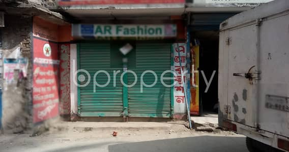 Office for Rent in Mirpur, Dhaka - Commercial Shop Of 160 Sq Ft Is Ready To Rent At Middle Pirerbag