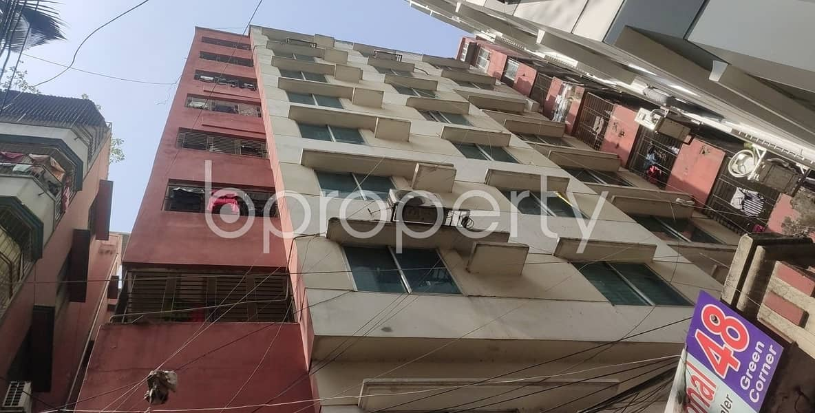 1250 Square Feet Flat Is Ready For Sale At Kathalbagan