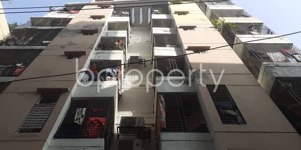 3 Bedroom Flat for Rent in Badda, Dhaka - Strongly Constructed 1402 Sq Ft Residential Place Is Available To Rent In Boishakhi Soroni.