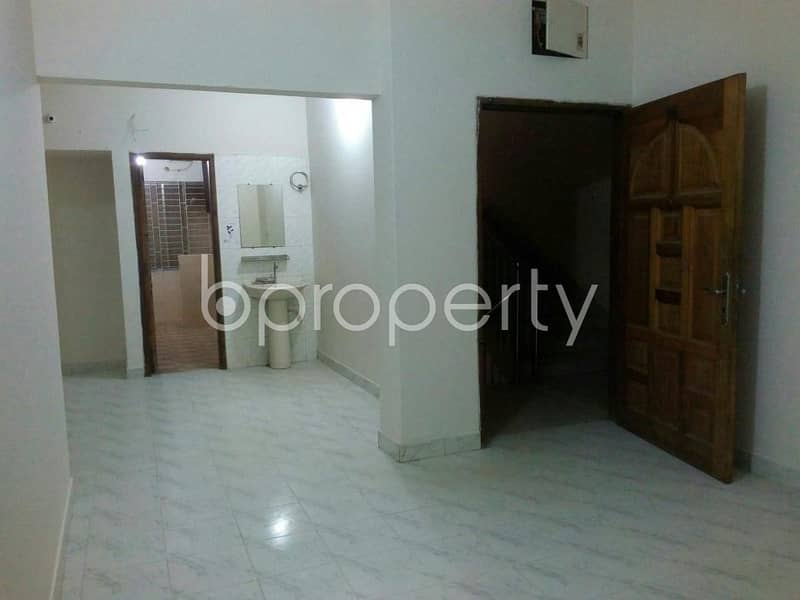 In Banasree nearby Rampura Telephone Bhaban, 1200 SQ FT beautiful apartment is ready for sale.