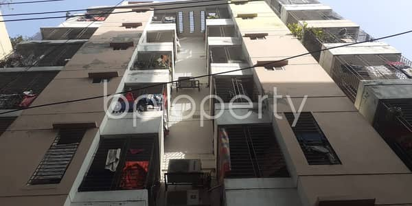 2 Bedroom Apartment for Rent in Badda, Dhaka - Pleasing Flat Of 840 Sq Ft Flat Is Up For Rent At Middle Badda
