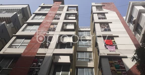 3 Bedroom Apartment for Rent in Bashundhara R-A, Dhaka - Comfortable Flat Of 1450 Sq Ft Is Available For You To Rent At Bashundhara R-A