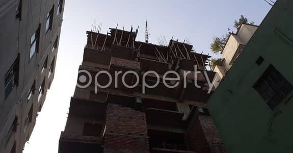 বিক্রয়ের জন্য BAYUT_ONLYএর ফ্ল্যাট - ধানমন্ডি, ঢাকা - Make This 1200 Sq Ft Flat Your Next Residing Location, Which Is Up For Sale In Sher-E-Bangla Road, Dhanmondi .
