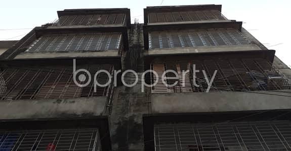 বিক্রয়ের জন্য এর প্লট - নিউ মার্কেট, ঢাকা - 8.5 Katha Plot with two 5 storied full building is now available for sale in New Market