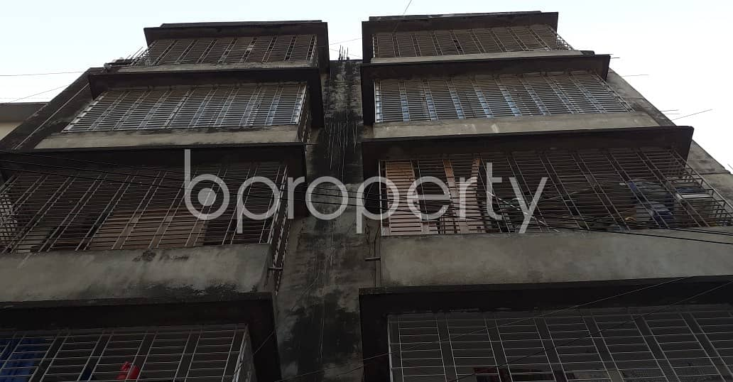 8.5 Katha Plot with two 5 storied full building is now available for sale in New Market