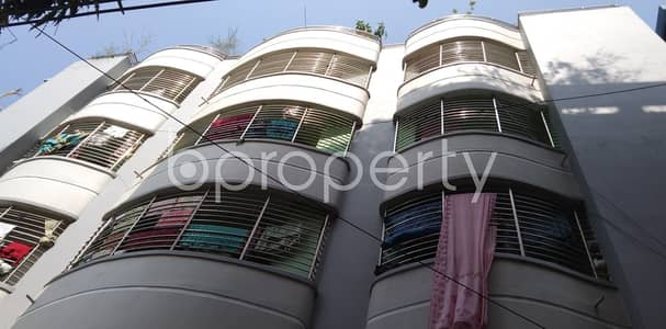 2 Bedroom Flat for Rent in Bakalia, Chattogram - Express Your Individuality At This Apartment Which Is Vacant For Rent In The Location Of Shah Amanat Housing Society, Bakalia .