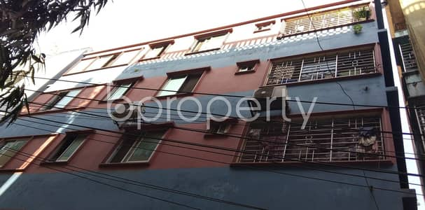 3 Bedroom Flat for Rent in Bakalia, Chattogram - Sophisticated 900 Sq Ft Residential Space For Rent In Shah Amanat Housing Society.