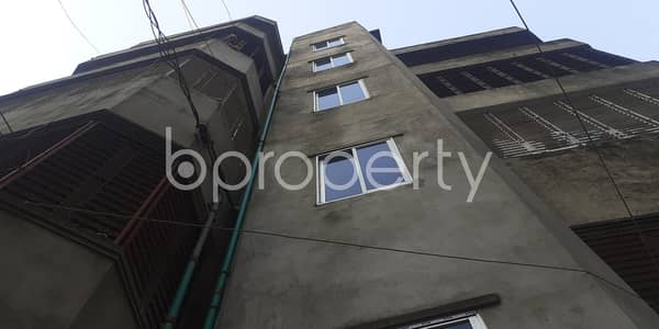 2 Bedroom Flat for Rent in Badda, Dhaka - A Decent Apartment Of 750 Sq Ft Is Waiting To Be Rented In West Merul Road.
