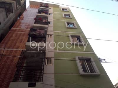 2 Bedroom Flat for Rent in Mirpur, Dhaka - When Location and Convenience is your priority this flat is for you which is 750 SQ FT for rent in Kallyanpur, Road No 11