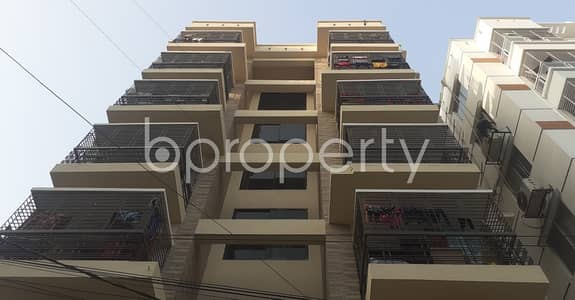 1 Bedroom Apartment for Rent in Bashundhara R-A, Dhaka - Grab A 300 Sq Ft Small Flat For Rent At Bashundhara R-a
