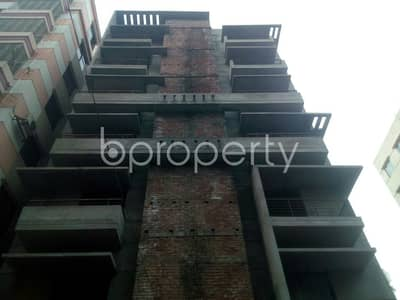 3 Bedroom Flat for Sale in Banasree, Dhaka - South Banasree Is Offering You A 1075 Sq Ft Ready Flat For Sale