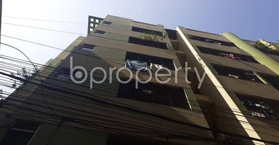 2 Bedroom Flat for Rent in Jamal Khan, Chattogram - Beautiful Flat Of 1000 Sq Ft Is Available To Rent At Jamal Khan, JM Sen Lane