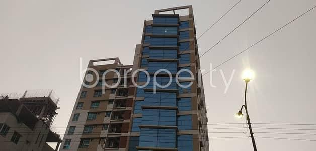 বিক্রয়ের জন্য এর অফিস - বাড্ডা, ঢাকা - Commercial Office Of 1305 Sq Ft Is Up For Sale At Uttar Badda