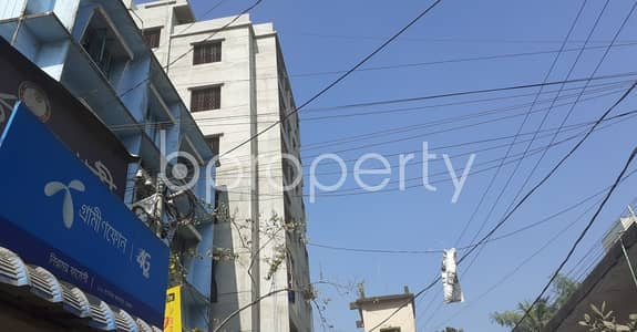 2 Bedroom Flat for Rent in 30 No. East Madarbari Ward, Chattogram - 2 Bedroom Comfortable And Moderate Residential Space For Rent At South Nalapara.