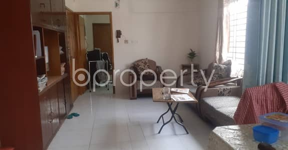 3 Bedroom Apartment for Sale in North Shahjahanpur, Dhaka - Ready 1200 SQ FT beautifully built apartment is now for sale in North Shahjahanpur