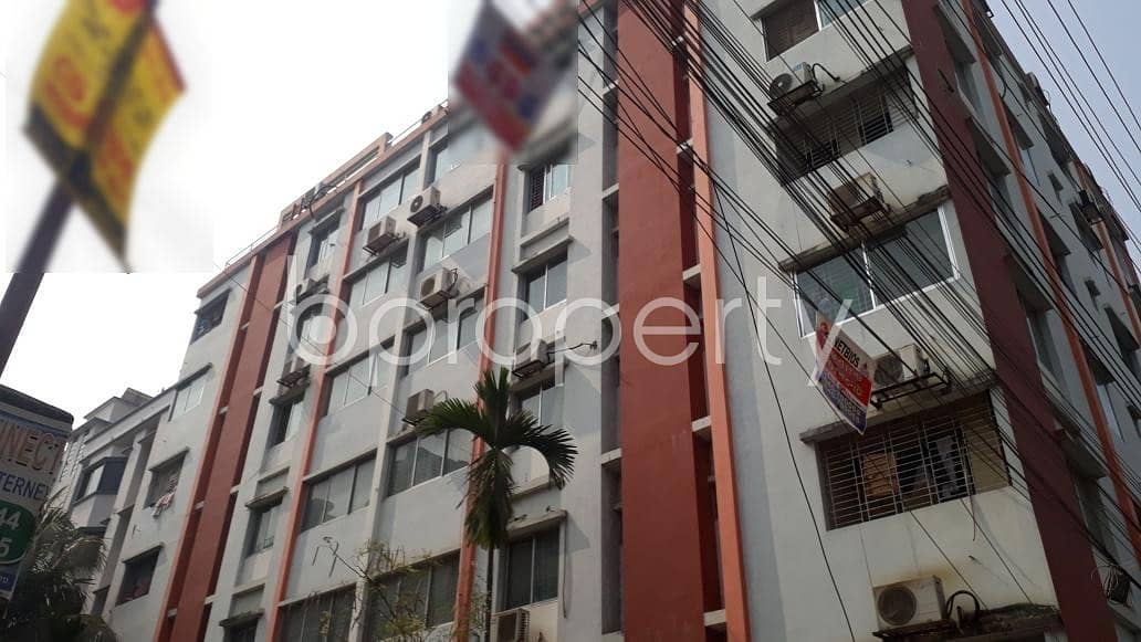 This 1200 Sq. ft Flat Which Is Available In Halishahar For Sale Will Ensure Your Higher Quality Of Living