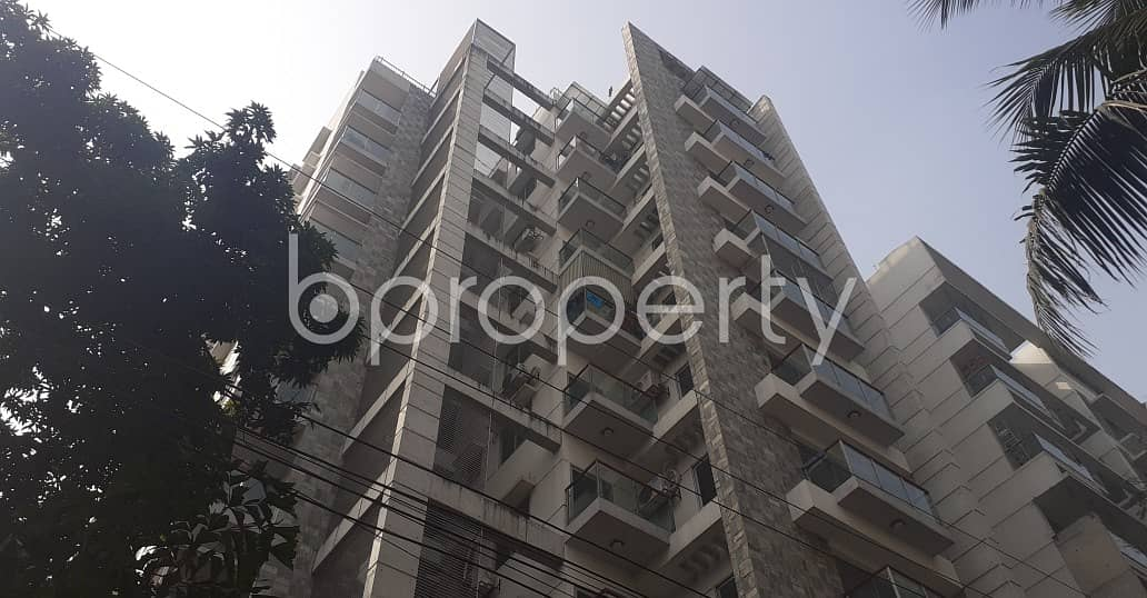 Dhaka Is Pleased To Offer You This Elegantly Designed 2147 Sq Ft Flat, For Sale In Gulshan 1.