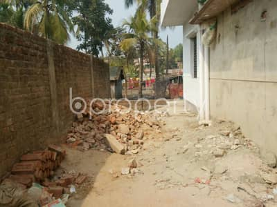 Plot for Sale in Hathazari, Chattogram - A 2.5 Katha Residential Plot For Sale At Aman Bazar .