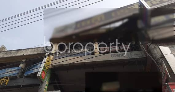 100 Sq Ft Commercial Shop Is Up For Rent In Ring Road, Mohammadpur.