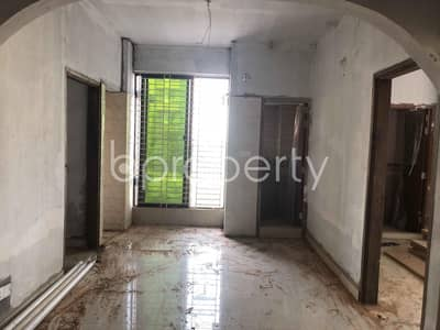 Office for Rent in Aftab Nagar, Dhaka - Grab This Commercial Space Of 1000 Sq Ft At Aftab Nagar, Block F