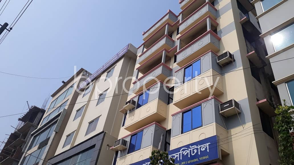 This 150 Sq Ft Commercial Shop Is Ready For Rent At Halishahar
