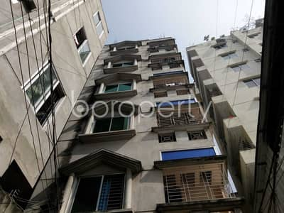 1 Bedroom Apartment for Rent in Kalachandpur, Dhaka - A Ready 400 Sq. ft -1 Bedroom Apartment For Rent Close To Kalachandpur School.