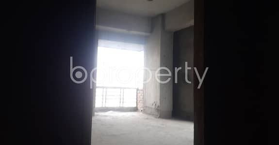 2 Bedroom Apartment for Sale in Shyampur, Dhaka - Covering 980 Sq Ft Space A Nice Flat Is Ready To Sale In East Doniya