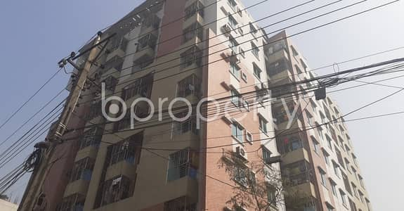 3 Bedroom Apartment for Rent in Dakshin Khan, Dhaka - Comfy Home Is Vacant For Rent Now In Dakshin Khan, Featuring 1000 Sq Ft Space