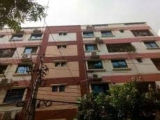 In Mirpur DOHS A Standard 1195 Sq. Ft Flat Is For Sale.